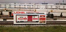 NIB RARE LIONEL 1984-30X TCA 30TH ANNIVERSARY BANQUET CAR HEINZ KETCHUP