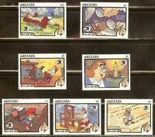 Disney Grenada cartoons stamp (Mnh)