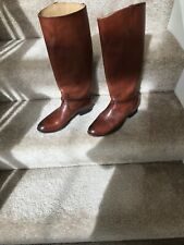 Frye Lindsay Plate Boots Size 7