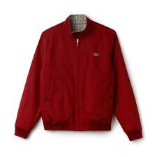 LACOSTE jacket - reversible, 100% cotton, brand new, XL-2XL.