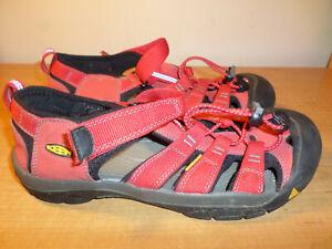 Keen Men's Size 7 Red Waterproof Sport Sandals  - Super Nice - Fast Shipping
