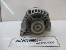 51859037 ALTERNATOR LANCIA MUSA 1.4 G 5P 5M 57KW 11 REPLACEMENT USED WITH PLAS