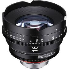 Samyang Xeen 16mm T2.6 Full frame Canon