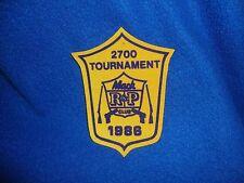 Vintage 1986 Mac Club Tournament Patch