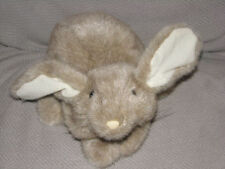 Folkmanis Folktails Baby Lop Eared Brown Bunny Rabbit Plush Hand Puppet