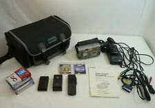 SONY CCD-TRV21E 8mm Handycam Video 8 Camcorder with accessories -Thames Hospice