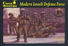 1/72 Plastic Figure Set  Modern Israeli Defence Force  Caesar Miniature H057