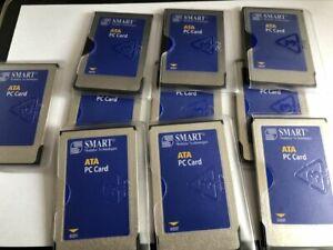 10PCS   SMART Modular Technologies ATA 1GB PC CARD  SG9PC1GHYA9JPR