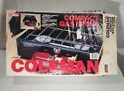 Vintage Coleman 425F499 2 Burner Camp Stove Model 425 w Box ~ Survival Camping