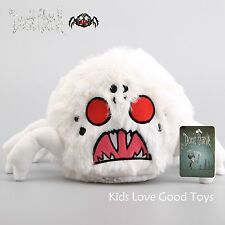 Don't Starve White Spider Plush Toy Soft Stuffed Animal Doll Collectable 9'' NWT