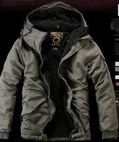 Southplay Mens Waterproof All Khaki Design Military Ski-Snowboard Jacket