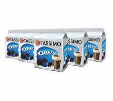 TASSIMO Oreo Hot Chocolate Capsules Pods Refills T-Discs Pack of 5, 40 Drinks