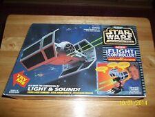 Star Wars action fleet flight controller Darth Vader's tie fighter NEW