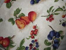 NEW LONGABERGER FRUIT MEDLEY SMALL GATHERING LINER