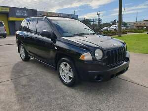 2007 Jeep Compass 4x4 Automatic