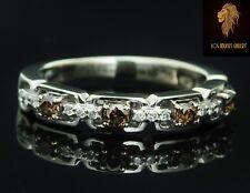 NEW / Levian Ring / Chocolate & Vanilla diamond / 14K gold
