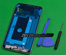 Faceplate Bezel Front Housing Chasis Frame For Samsung Galaxy Note 3 Neo N7505