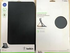 Belkin Leather Folio Cover Case for Samsung ATIV Smart PC in Black