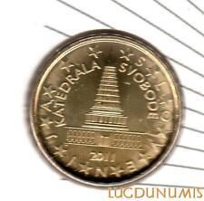 Slovénie 2011 - 10 Centimes d'Euro 15000 exemplaires Provenant du coffret BU RAR