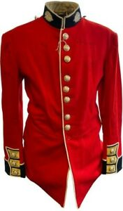 Scots Guards Sergeant Band Tunic - 6'2.5/43/30.25 - Genuine Issue - Used - SV165