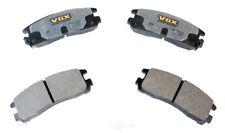 Disc Brake Pad Set-Semi-metallic Pads Rear Tru Star PPD383