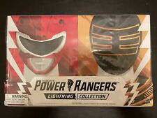 Mighty Morphin Power Rangers Lightning Red & Gold Ranger SDCC Exclusive