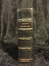 1536 Tyndale New Testament BIBLE Illustrated WILLIAM TYNDALE Octavo (1534?) RARE