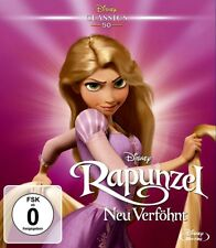 Rapunzel - Neu Verföhnt - Disney Classics 50       | Pappschuber | Blu-ray | 052