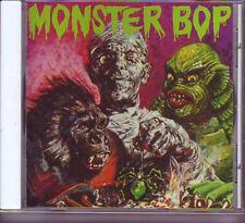 V.A. - MONSTER BOP - Buffalo Bop 55013  Rock CD