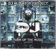 DJ Aligator Project - Turn Up The Music - CDM - 2000 - Eurohouse Trance 5TR Flex
