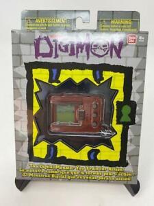SOLID BROWN BRICK Bandai Digimon Digivice Virtual Pet Monster 20th Anniversary