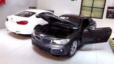 Véhicules miniatures gris BMW 1:24