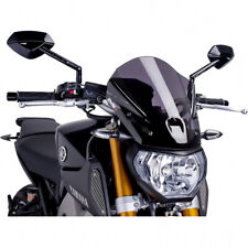 Puig Touringscheibe New Generation f. Yamaha MT-09 850 6861F schwarz