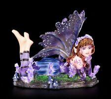 Elves Figurine - Paige AM Dream - Fantasy Fairy Flower Decorative Statue