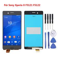 "5"" Für Sony Xperia X F5121 F5122 LCD Display Touchscreen Digitizer Schwarz BT02"