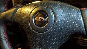 """""""TRD"""" Steering Wheel Badge"""