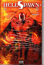 HELLSPAWN   VOL  3    SEMIC BOOKS   EDITIONS SEMIC