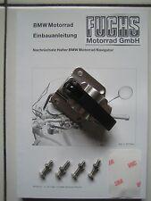Original BMW Navigatorhalterung Navi Halter Klemmung R1200GS 2008-2012 clamp new