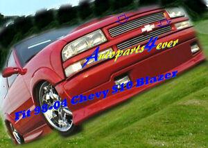 98-04 01 02 03 2004 2003 2001 2002 1999 1998 Chevy S-10 S10 Blazer Billet Grille