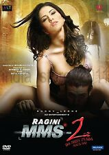 Ragini MMS 2 DVD - 2014 Bollywood Movie DVD / Sunny Leone / Region Free Subtitle