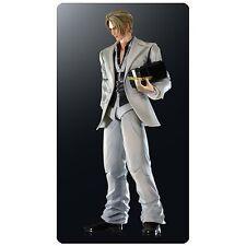 *NEW* Final Fantasy VII Advent Children: #1 Rufus Shinra Play Arts Kai Figure