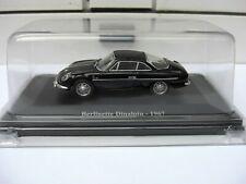 Renault berlinette Dinalpin 1967 Atlas MIB 1:43 4 5 8 12 gordine alpine 15 17