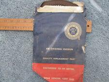 nos 1948 1949 hudson radio speaker cover grille grill  211640