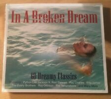 """Various Artists """"In A Broken Dream"""" 3CD Set NEW & SEALED *60 Dreamy Classics*"""