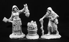Townsfolk of Dreadmere 03789 - Dark Heaven Legends - Reaper MiniaturesD&D Women