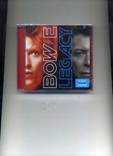 DAVID BOWIE - LEGACY - NEW CD!!