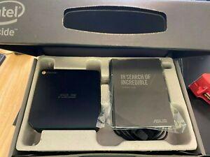 (LOT of 16) ASUS Chromebox (16GB, I3-4010U, 2GB) PC Desktop - CHROMEBOX-M075U