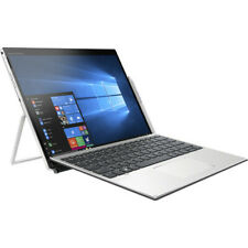 """HP Elite x2 G4 Tablet & KB 13"""" (2K) LTE Touch i7 8665U 16GB RAM 1TB NVME SSD WTY"""