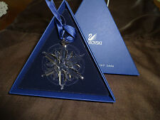 Swarovski Crystal Snowflake 2006