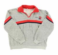 "VTG 70s Champion Asbury Adult Small 42"" Pullover Collared Sweatshirt Park"